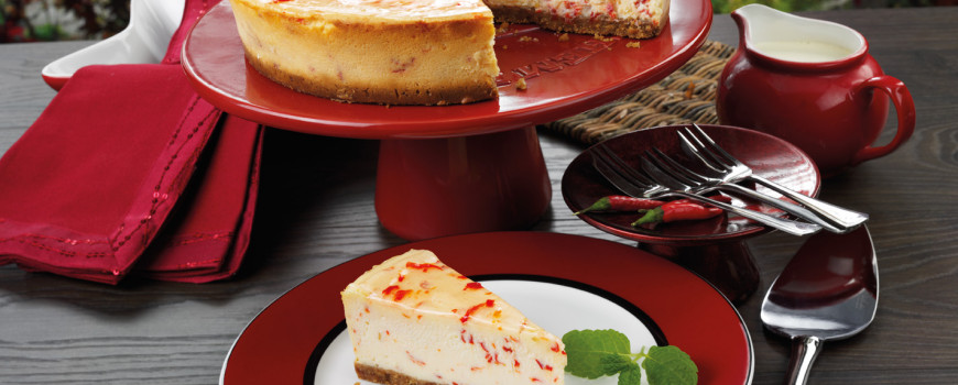 45387 chilli cheesecake