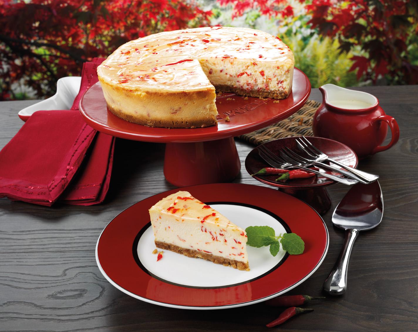 45387 chilli cheesecake